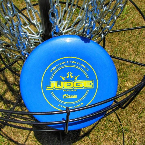 Dynamic Discs Judge