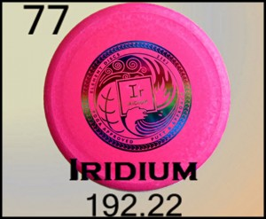 Element Discs Iridium Review