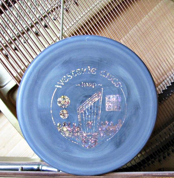 Westside Discs Harp Putter