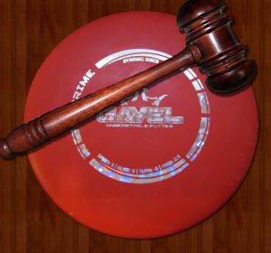 Dynamic Discs Gavel