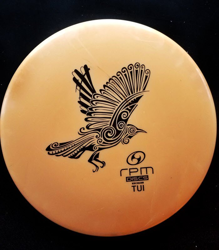 RPM Discs Tui Putter Review