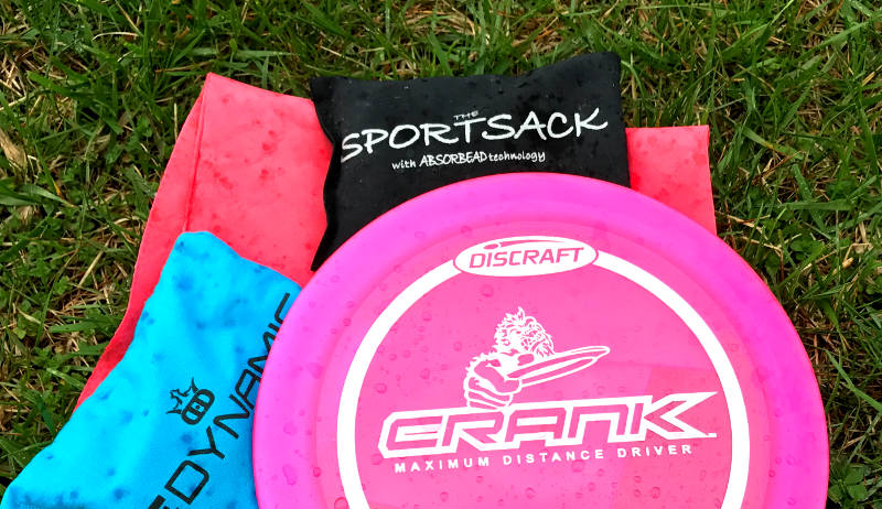 Sportsack with SuperTowel and Crank
