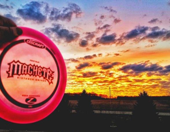 discraft machete review disc golf
