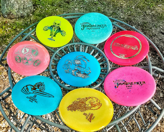 Discraft Mini Discs