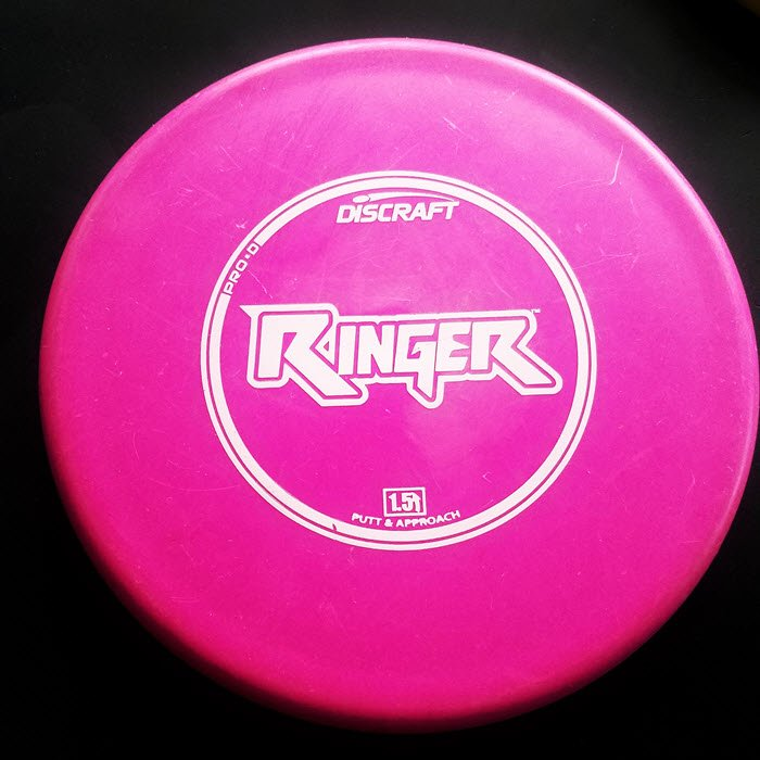 Discraft Ringer and RingerGT Review