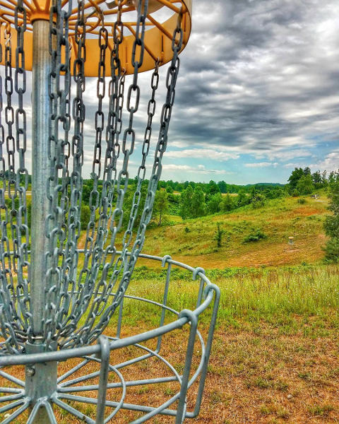 Wild Haven Disc Golf Resort, a perfect place for a disc golf road trip