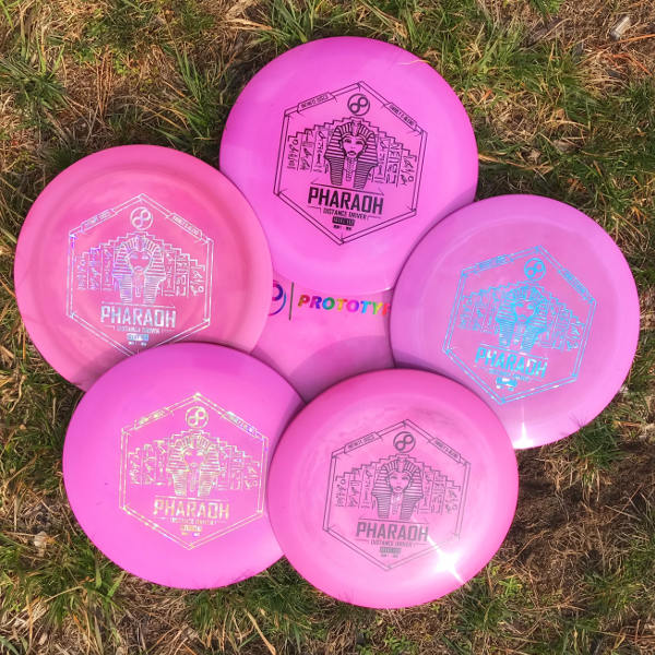 Infinite Discs Pharaoh
