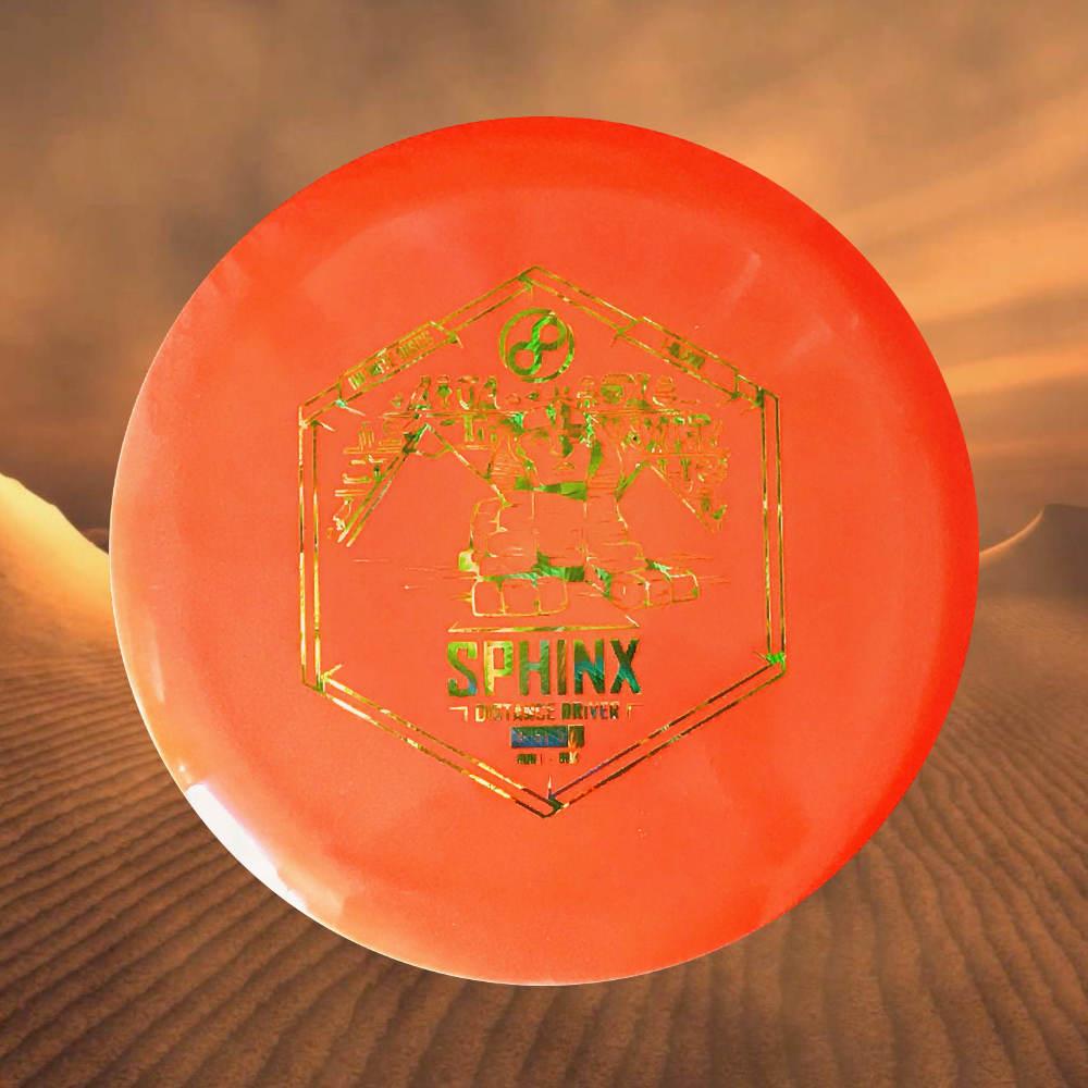 Infinite Discs Sphinx