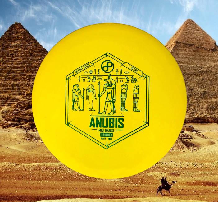 Infinite Discs Anubis