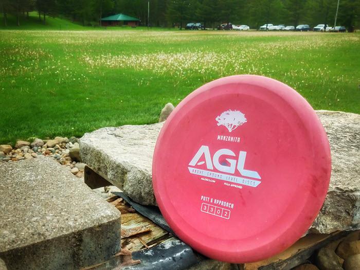 AGL Discs Manzanita Review