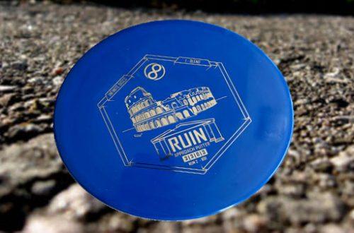 Infinite Discs Ruin Review putter