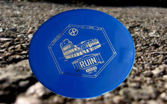 Infinite Discs Ruin Review putter