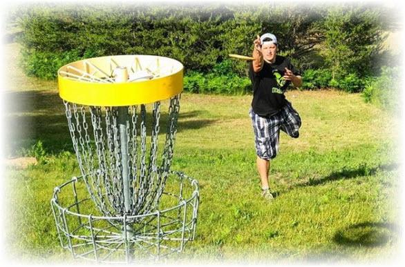 disc golf legal putting form